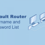 Default-Router-Username-Password-List