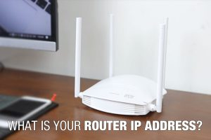 What Is Your Router IP Address?