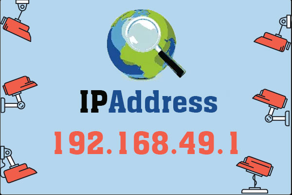 IP address 192.168.49.1
