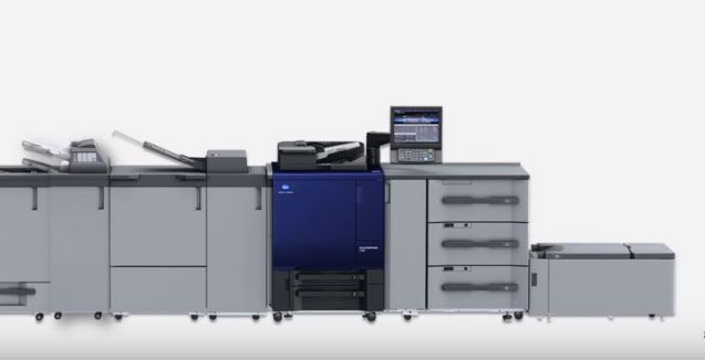 What is Konica Minolta?