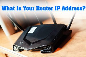 find Router IP Address