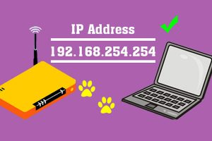 ip address 192.168.254.254