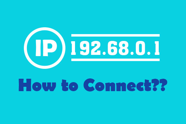 Connect To 192.68.0.1 Router