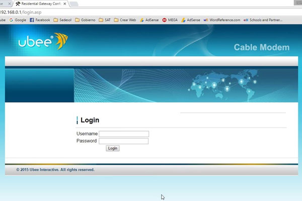 Ubee Default Login - The Best Ways You Should Know