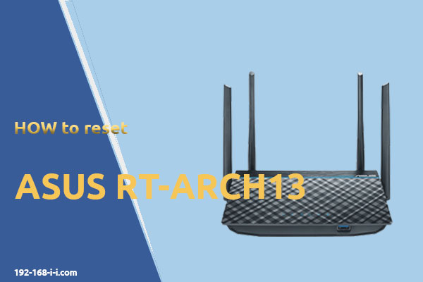 Asus Rt-acrh13 router