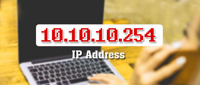 10.10.10.254 IP address