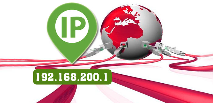 192.168.200.1 Router
