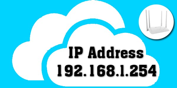 192.168.1.254 is one of the private IP address