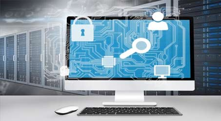 Monitor online activities to prevent any risky external access