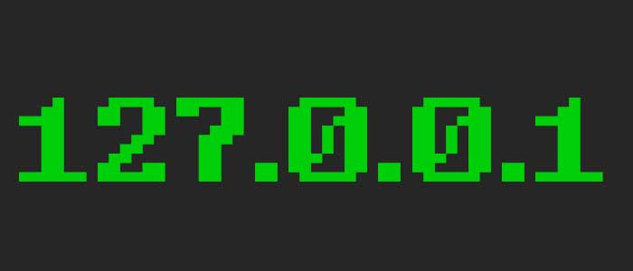 What is 127.0.0.1?