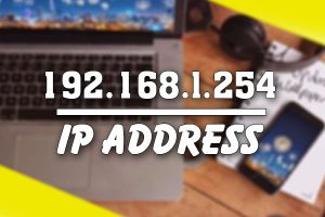 192.168.l.254 IP Address