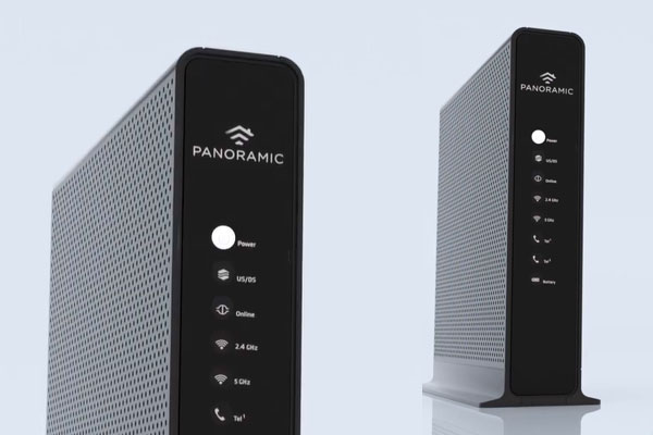 Panoramic WIFI