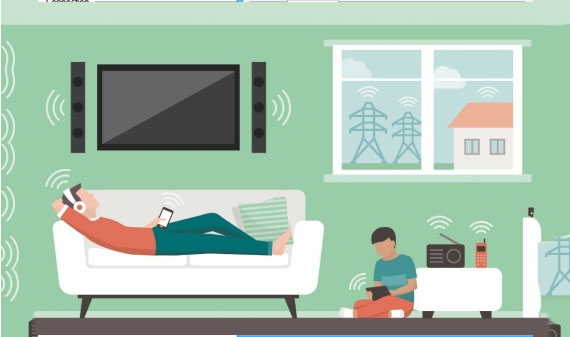 Radio Signal In Your Home
