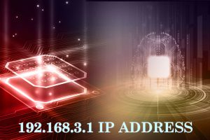192.168.3.1 IP Address
