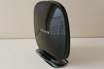 Use Belkin Router