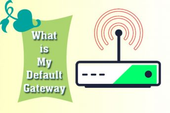 What is My Default Gateway