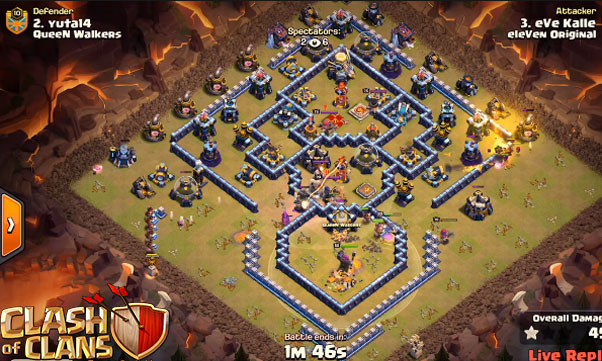 Clash Of Clans Private Server IPs
