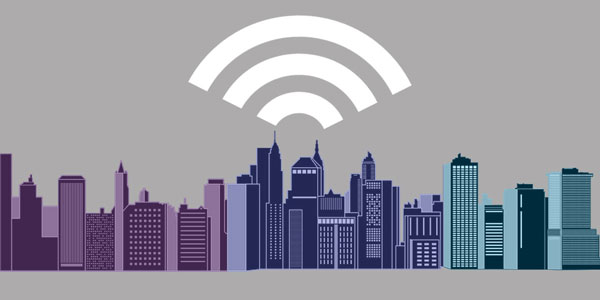 How to identify a public wireless network?