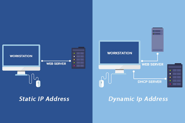 Advantages and Disadvantages of each IP type
