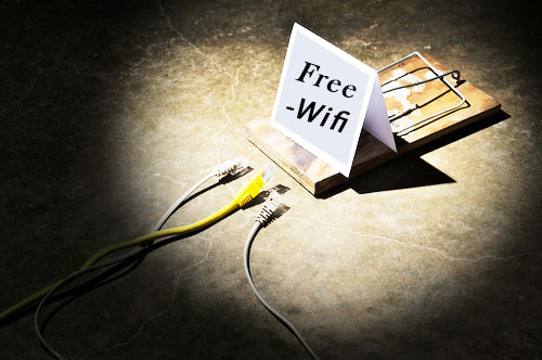 how to protect your devices throgh free wifi