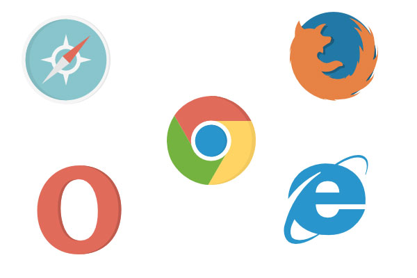 Different types of browser