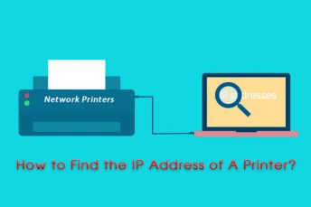 How To Find The IP Address Of A Printer