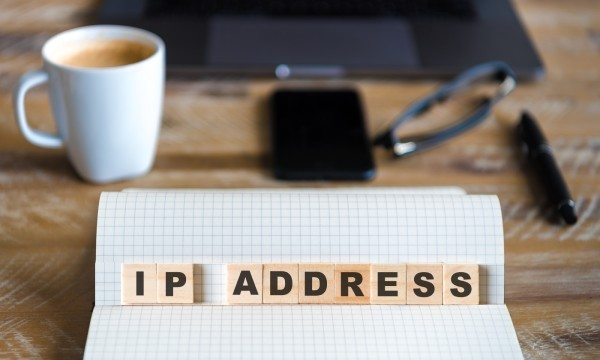 What is an Internet protocol address