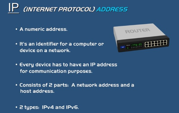 characteristics of the IP protocol