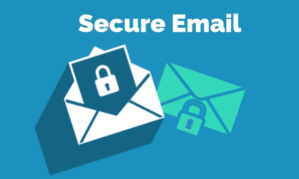 Use encrypted email services