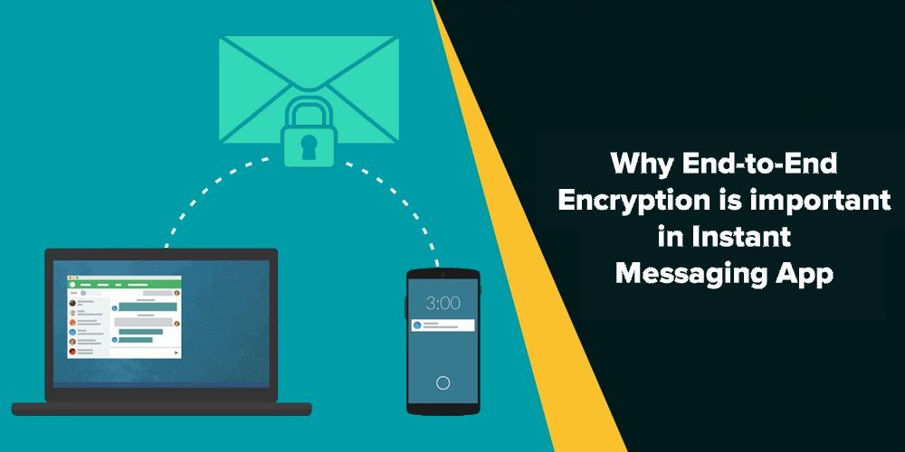 Why should encryption be a must